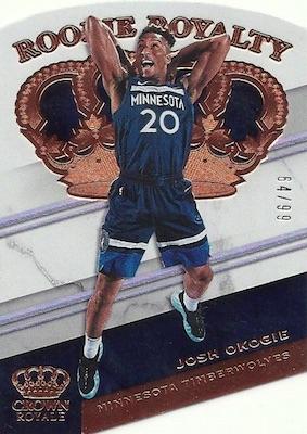 2018-19 Panini Crown Royale Basketball Cards 33