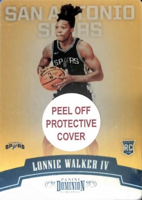 2018-19 Panini Dominion Basketball Cards 3