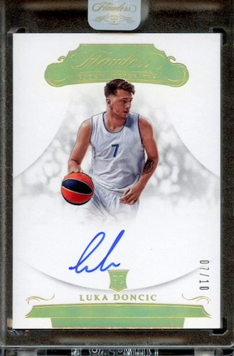 Top Luka Doncic Rookie Cards to Collect 24