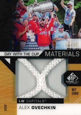 2018-19 SP Game Used Hockey Cards 38