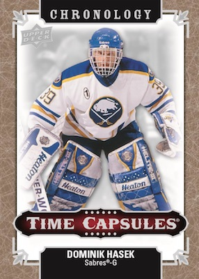 2018-19 Upper Deck Chronology Hockey Cards 3