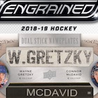 2018-19 Upper Deck Engrained Hockey