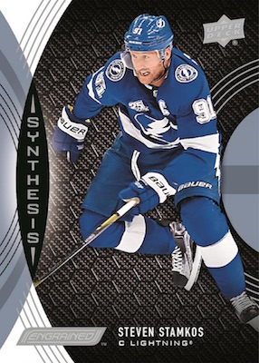2018-19 Upper Deck Engrained Hockey Cards 2
