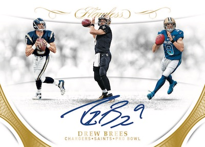 2018 Panini Flawless Football Cards 7