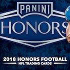 2018 Panini Honors Football