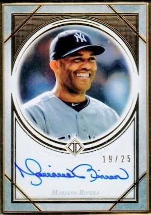 1st Unanimous HOF Selection! Top Mariano Rivera Cards 1