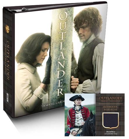 2019 Cryptozoic Outlander Season 3 Trading Cards 5