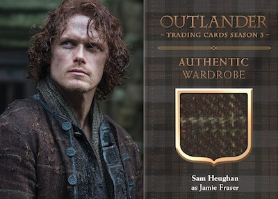 2019 Cryptozoic Outlander Season 3 Trading Cards 28
