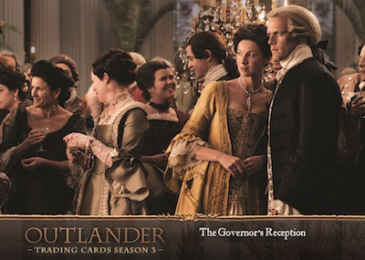2019 Cryptozoic Outlander Season 3 Trading Cards 4