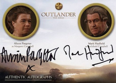 2019 Cryptozoic Outlander Season 3 Trading Cards 27