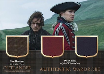 2019 Cryptozoic Outlander Season 3 Trading Cards 29