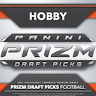 2019 Panini Prizm Draft Picks Football Cards