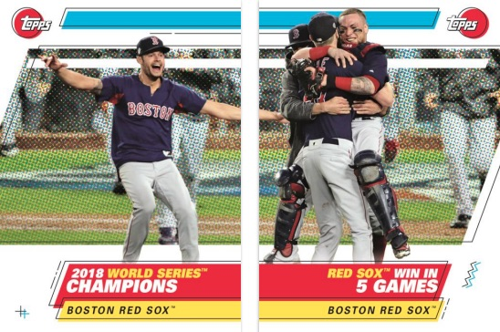 2019 Topps MLB Sticker Collection Baseball Cards 3