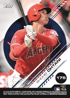 2019 Topps MLB Sticker Collection Baseball Cards 2