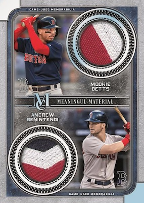 2019 Topps Museum Collection Baseball Cards - Checklist Added 8