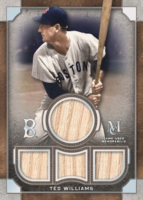 2019 Topps Museum Collection Baseball Cards - Checklist Added 10