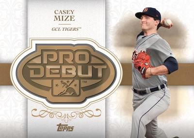 2019 Topps Pro Debut Baseball Cards 7