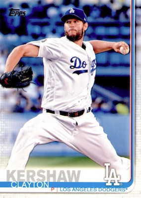 2019 Topps Series 1 Baseball Variations Checklist and Gallery 8