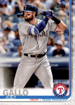 2019 Topps Series 1 Baseball Variations Checklist and Gallery 62