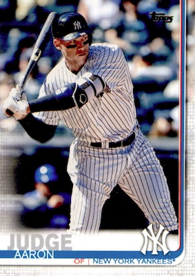 2019 Topps Series 1 Baseball Variations Checklist and Gallery 80
