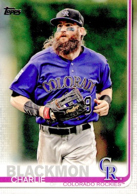 2019 Topps Series 1 Baseball Variations Checklist and Gallery 12