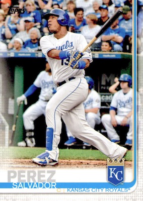 2019 Topps Series 1 Baseball Variations Checklist and Gallery 92