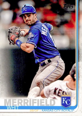 2019 Topps Series 1 Baseball Variations Checklist and Gallery 134