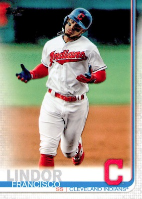 2019 Topps Series 1 Baseball Variations Checklist and Gallery 154