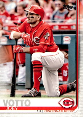 2019 Topps Series 1 Baseball Variations Checklist and Gallery 164