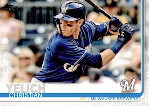 2019 Topps Series 1 Baseball Variations Checklist and Gallery 176