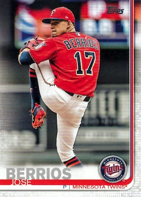 2019 Topps Series 1 Baseball Variations Checklist and Gallery 178