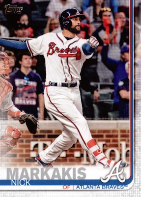 2019 Topps Series 1 Baseball Variations Checklist and Gallery 202