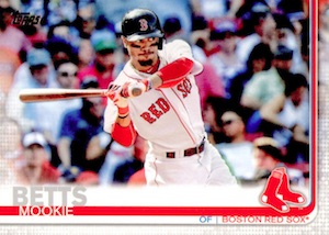 2019 Topps Series 1 Baseball Variations Checklist and Gallery 32