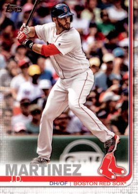 2019 Topps Series 1 Baseball Variations Checklist and Gallery 48