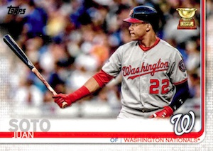 2019 Topps Series 1 Baseball Variations Checklist and Gallery 114