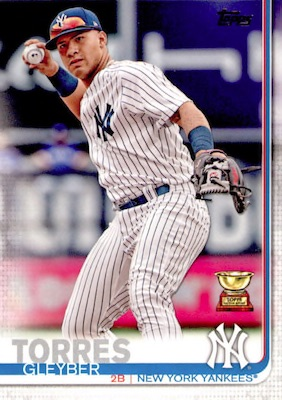 2019 Topps Series 1 Baseball Variations Checklist and Gallery 6