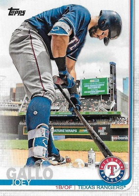 2019 Topps Series 1 Baseball Variations Checklist and Gallery 63