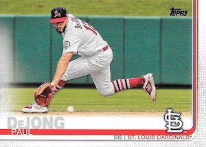 2019 Topps Series 1 Baseball Variations Checklist and Gallery 67
