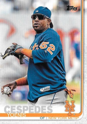 2019 Topps Series 1 Baseball Variations Checklist and Gallery 69