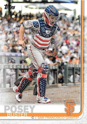 2019 Topps Series 1 Baseball Variations Checklist and Gallery 85