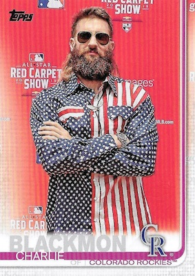 2019 Topps Series 1 Baseball Variations Checklist and Gallery 13