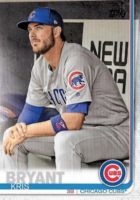 2019 Topps Series 1 Baseball Variations Checklist and Gallery 113