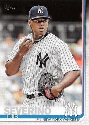 2019 Topps Series 1 Baseball Variations Checklist and Gallery 121