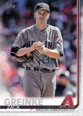 2019 Topps Series 1 Baseball Variations Checklist and Gallery 123