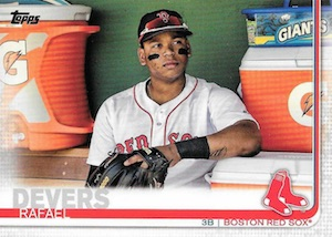 2019 Topps Series 1 Baseball Variations Checklist and Gallery 129