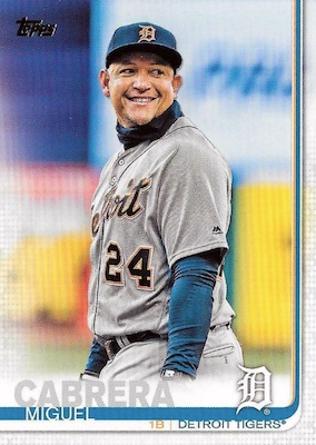 2019 Topps Series 1 Baseball Variations Checklist and Gallery 131