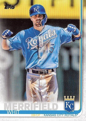 2019 Topps Series 1 Baseball Variations Checklist and Gallery 135