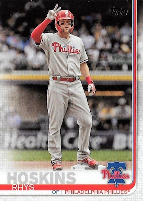 2019 Topps Series 1 Baseball Variations Checklist and Gallery 161