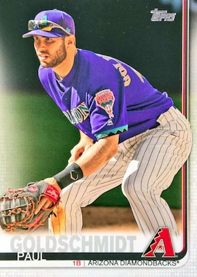 2019 Topps Series 1 Baseball Variations Checklist and Gallery 175
