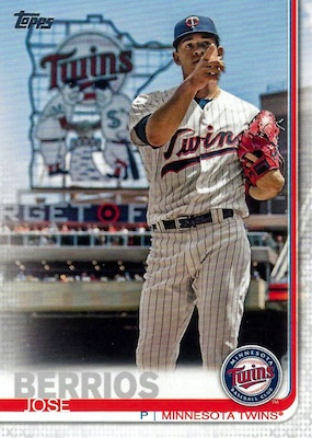 2019 Topps Series 1 Baseball Variations Checklist and Gallery 179